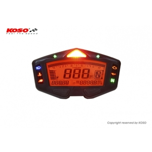 KOSO DB-03R Digital Meter