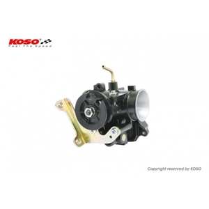 KOSO Large Throttle 28mm -Second Generation