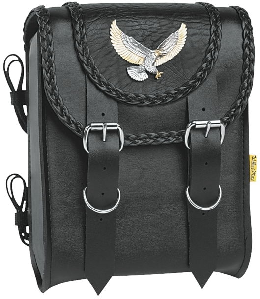 Willie&Max Black Magic Sissy Bar Bag[108157]