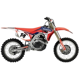 FACTORY EFFEX EVO16 HONDA Graphic Decal