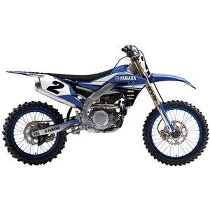 FACTORY EFFEX EVO16 YAMAHA Graphic Decal