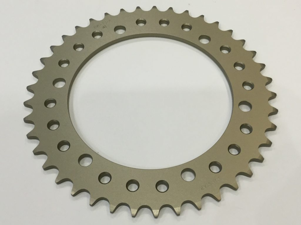 Rear Sprocket ZZR/ZRX Wheel Diversion