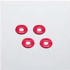 H2C KITACO Aluminum Washer 10 mm.