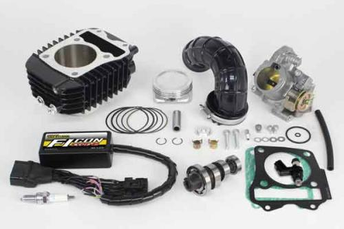 SP TAKEGAWA (Special Parts TAKEGAWA) Hypersstagen 15 Bore Up Kit 181 Cc ( Big Throttle Body Included)
