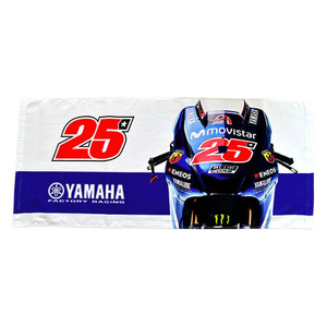 YAMAHA Sports Towel Vinales