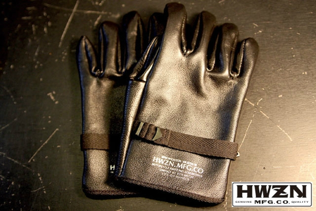 [HWZN BROSS] HWZN MFG Military Strap Gloves