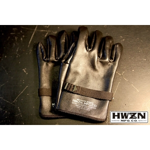 2%er [HWZN BROSS] HWZN MFG Military Strap Gloves