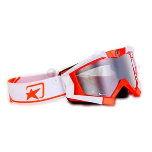 ariete Riding Crows Plus [Asian Fit] Off-road Goggles for Eyeglasses