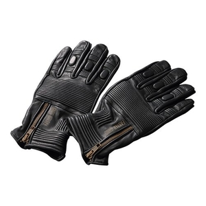 YAMAHA FASTER SONS FS04 Vintage Leather Gloves