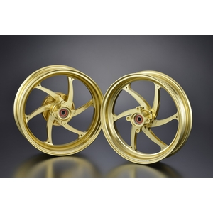 OVER RACING Forged Aluminum Wheel GP-SIX Wheel Set
