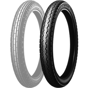 DUNLOP D107 Rear [80/100-14 49P WT] Tire