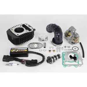 SP TAKEGAWA (Special Parts TAKEGAWA) Hyperestagebore Up Kit N-15 143cc (Cuerpo del acelerador grande)