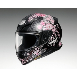 SHOEI Z-7 HARMONIC7 [TC-10 PINK/BLACK] Helmet