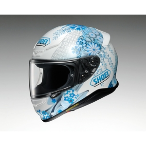 SHOEI Z - 7 HARMONIC 7 [Harmonic TC - 2 BLUE/WHITE ] Helmet