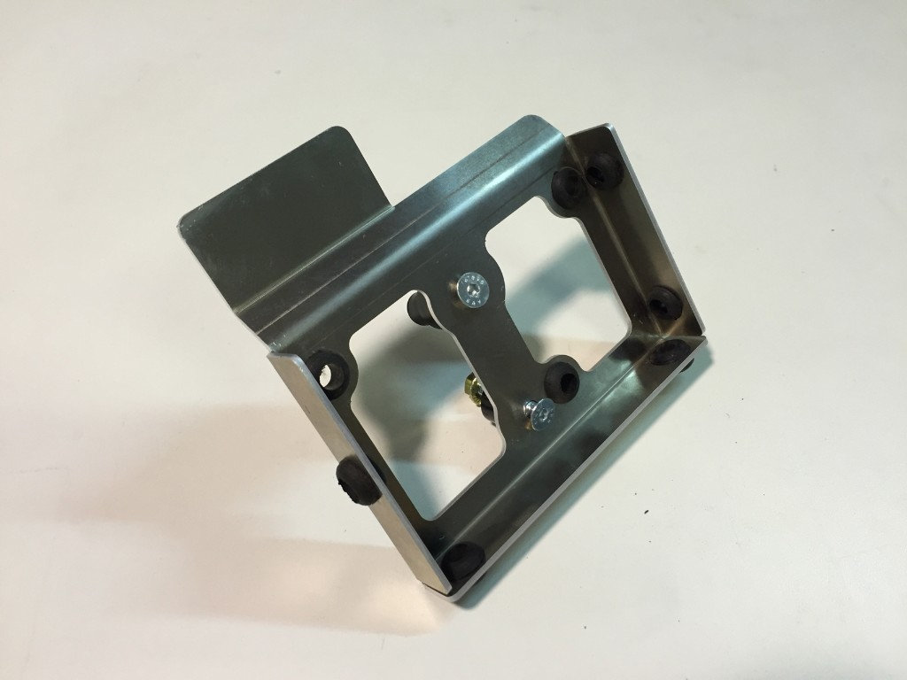 CDI BOX CARRIER FOR Endurance FAIRING
