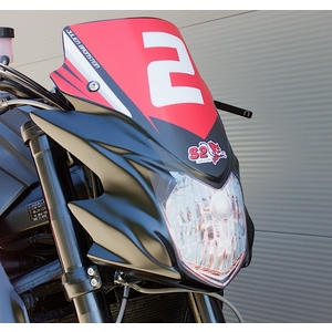 S2 Concept RACING HEADLIGHT FLAT