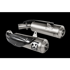 AKRAPOVIC Silenziatore Slip-on e4 Specifiche