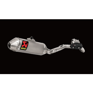 AKRAPOVIC Evolution Line (1-1) Full Exhaust System
