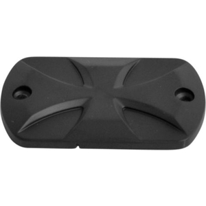 HIGHWAY HAWK Master Cylinder Cover Gothic Black