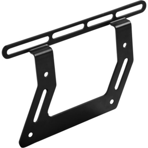 HIGHWAY HAWK Saddlebag support set Black