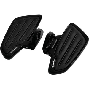 HIGHWAY HAWK Floor Board Set New TEC Gruid Rider Board Black