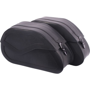 HIGHWAY HAWK Saddlebag Set Rigid