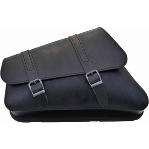 HIGHWAY HAWK Framebag HARLEY-DAVIDSON SPORTSTER 48 & 72 Black