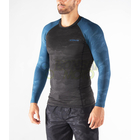 Long Sleeve Compression (Sio2) VIRUS Men's Stay Warm Quick Dry
