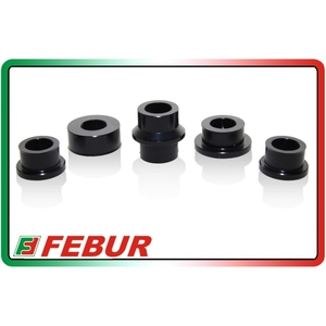FEBUR KIT ERGAL WHEELS BUSHINGS