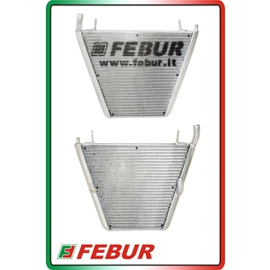 FEBUR ADDITIONAL WATER RADIATOR (FOR STOCK RACES)