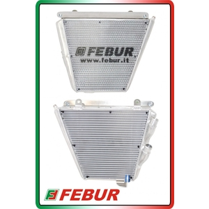 FEBUR ADDITIONAL WATER RADIATOR EVO (FOR STOCK RACES)