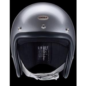 Chief Helmet Chief Helmet 500-TX Jet Hjälm e14e86e8d9f99