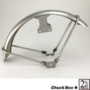 2%er [CHUCK BOX] Front Vintage Long Fender