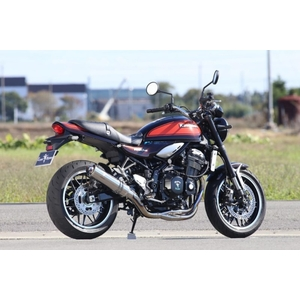 r's gear Wyvern Classic R Single S Type Exhaust System