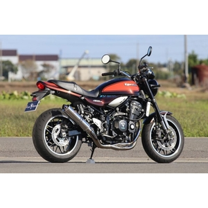 r's gear Wyvern Classic R Single UP Type Exhaust System