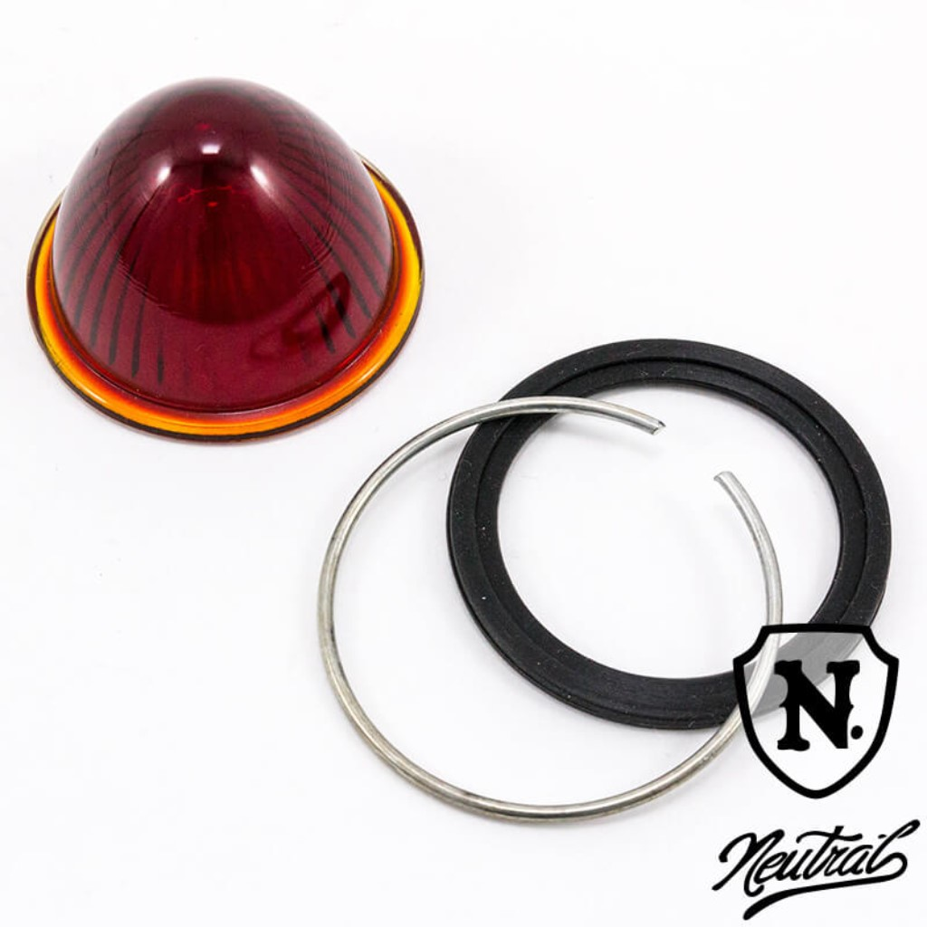 [NEUTRAL] Repair Lens Set for Old Sparto Tail Lamp