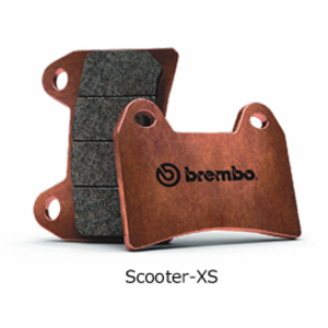brembo Brake Pads-SCOOTER [XS]