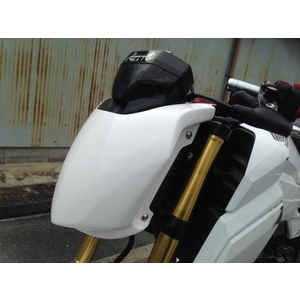 M-DESIGN Front Number Seal Cowl HRC Certified