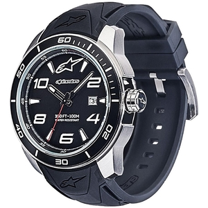 alpinestars Tecwatch 3H Steel Silicon Steel