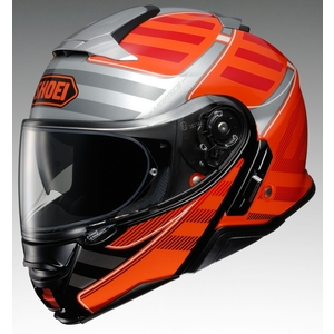 SHOEI [Accepting Reservation •Scheduled To Be Released In March 2019] Neotec 2 Splicer TC-8 ORANGE/RED Helmet