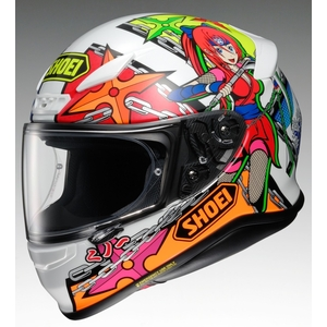 SHOEI [Accepting Reservation •Scheduled To Be Released In March 2019] Z-7 STIMULI [ TC-10 RED/BLUE] Helmet