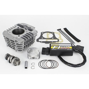 SP TAKEGAWA (Special Parts TAKEGAWA) Hyper S Stage Bore Up Kit 125cc (High Piston)