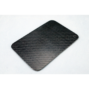 A-TECH Black Diamond Side Stand Plate Type 1