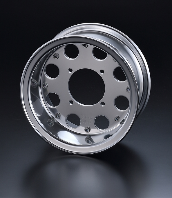 8-inches 2.75J Wheel 8-holes 1-wheel