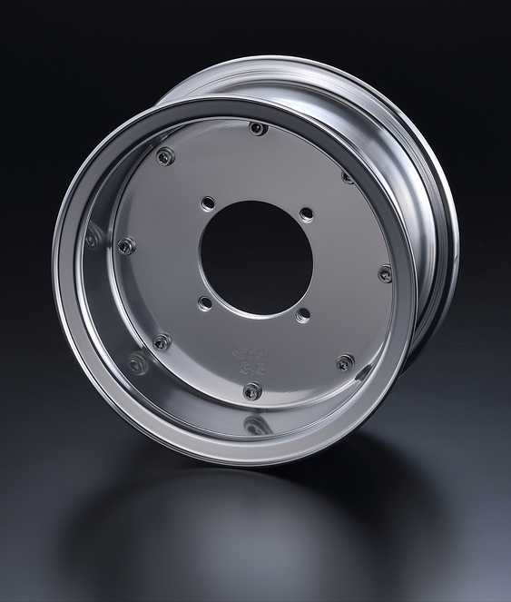 8-inches 4.0J Wheel without Hole 1-wheel