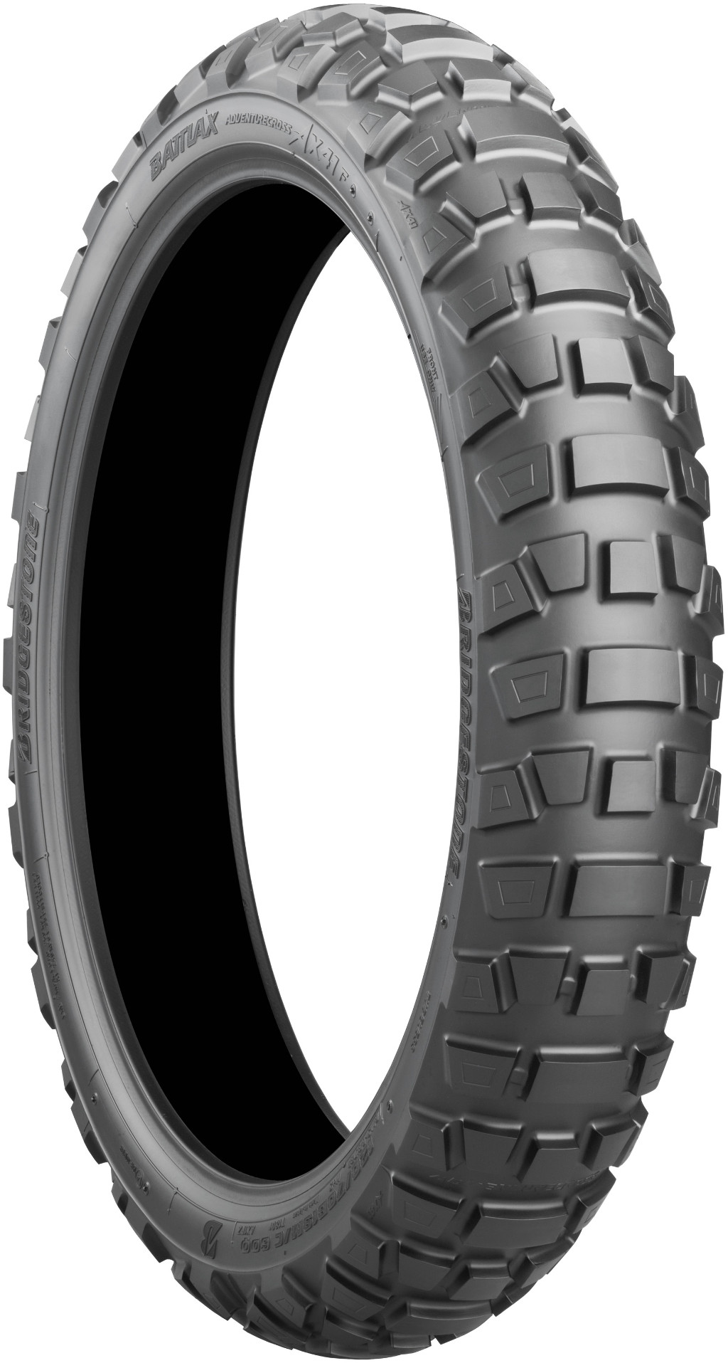 BRIDGESTONE BATTLAX ADVENTURECROSS AX41 [110/80B 19M/C 59Q] Tire