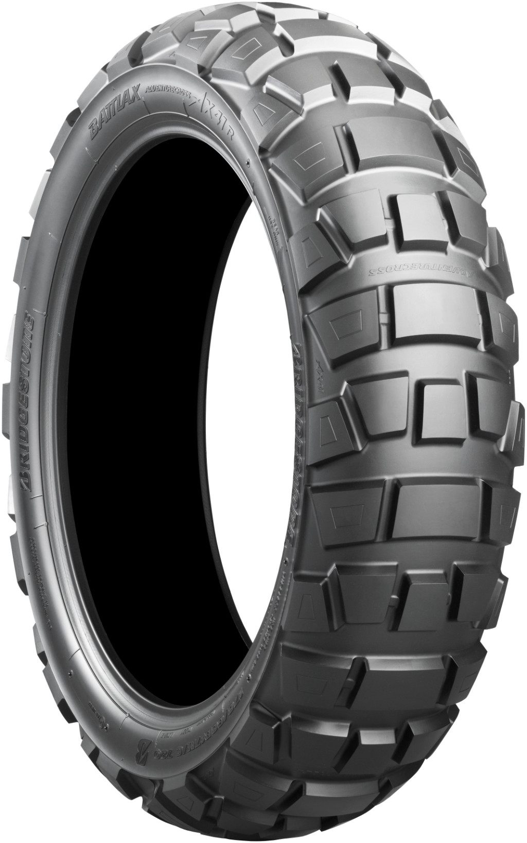 BRIDGESTONE ADVENTURECROSS BATTLAX AX41 [130/80Б 17М/С 65Q] BATTLAX Adventur