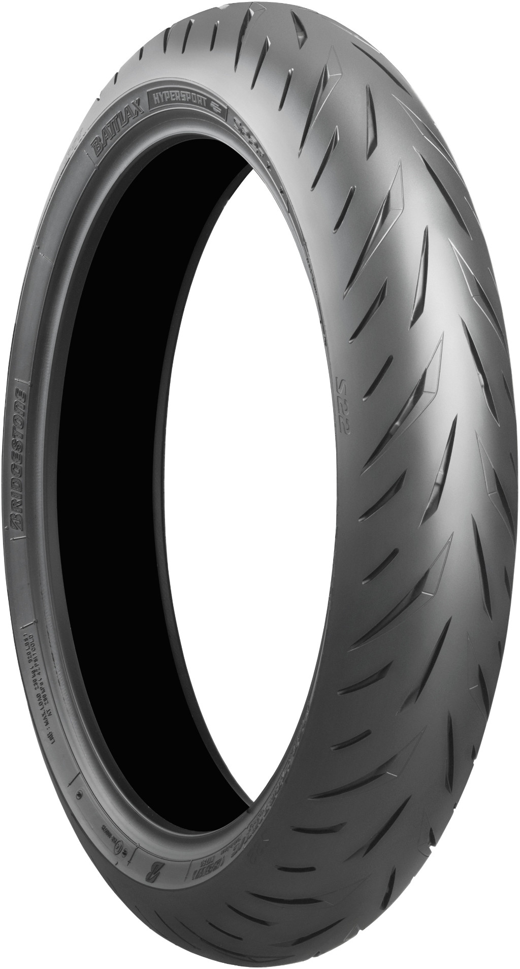 BRIDGESTONE BATTLAX гиперкаром С22 [120/70zr17m/с(58в)] BATTLAX гипер спорти