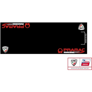 CNC Racing EDIZIONE LIMITATA PRAMAC RACING GARAGE CARPET