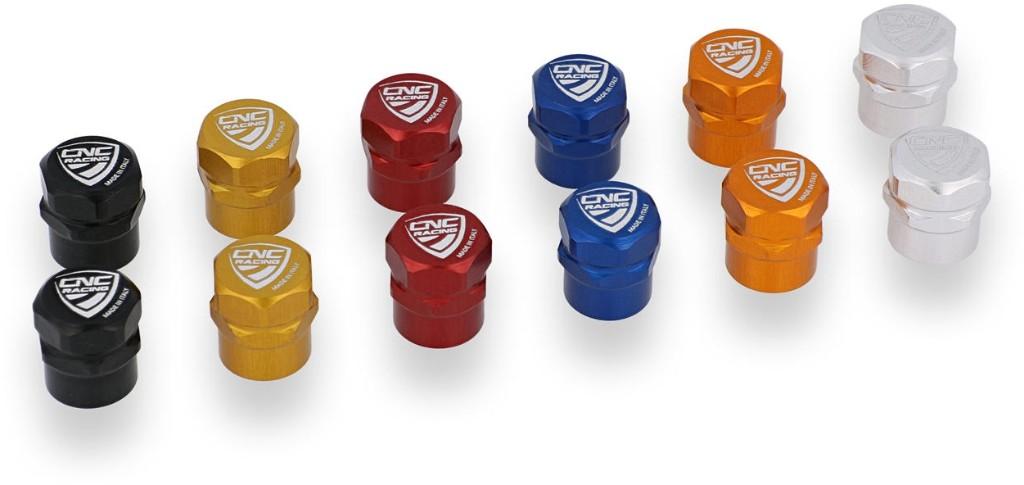 TAPPI Valvola Set In Blu per varie modelli Suzuki Nuovo